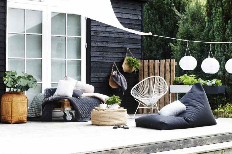 Lounge - 11 superfine ideer til uteplassen - KK.no