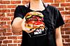 VEGETARBURGER: Nå skal også vegetarianerne få blodige burgere. I USA kjemper to store selskaper om burgermarkedet for vegetarianere, mens storfeindustrien slår tilbake.Pressebilde: Beyond meat